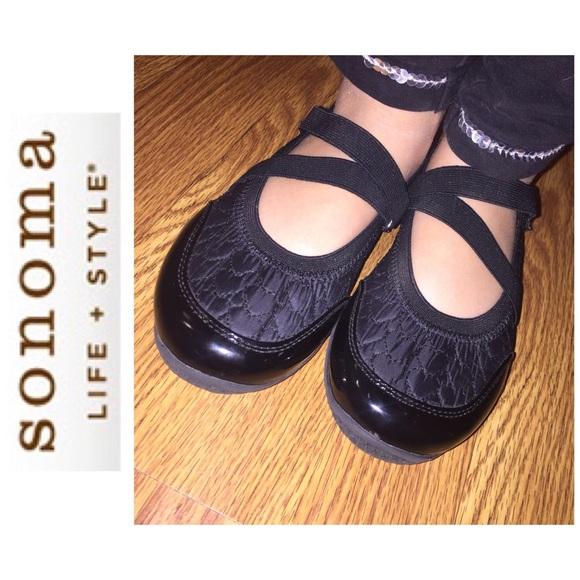 968fb5ce7 Sonoma Shoes | Girls Ballet Flats Size 4 | Poshmark
